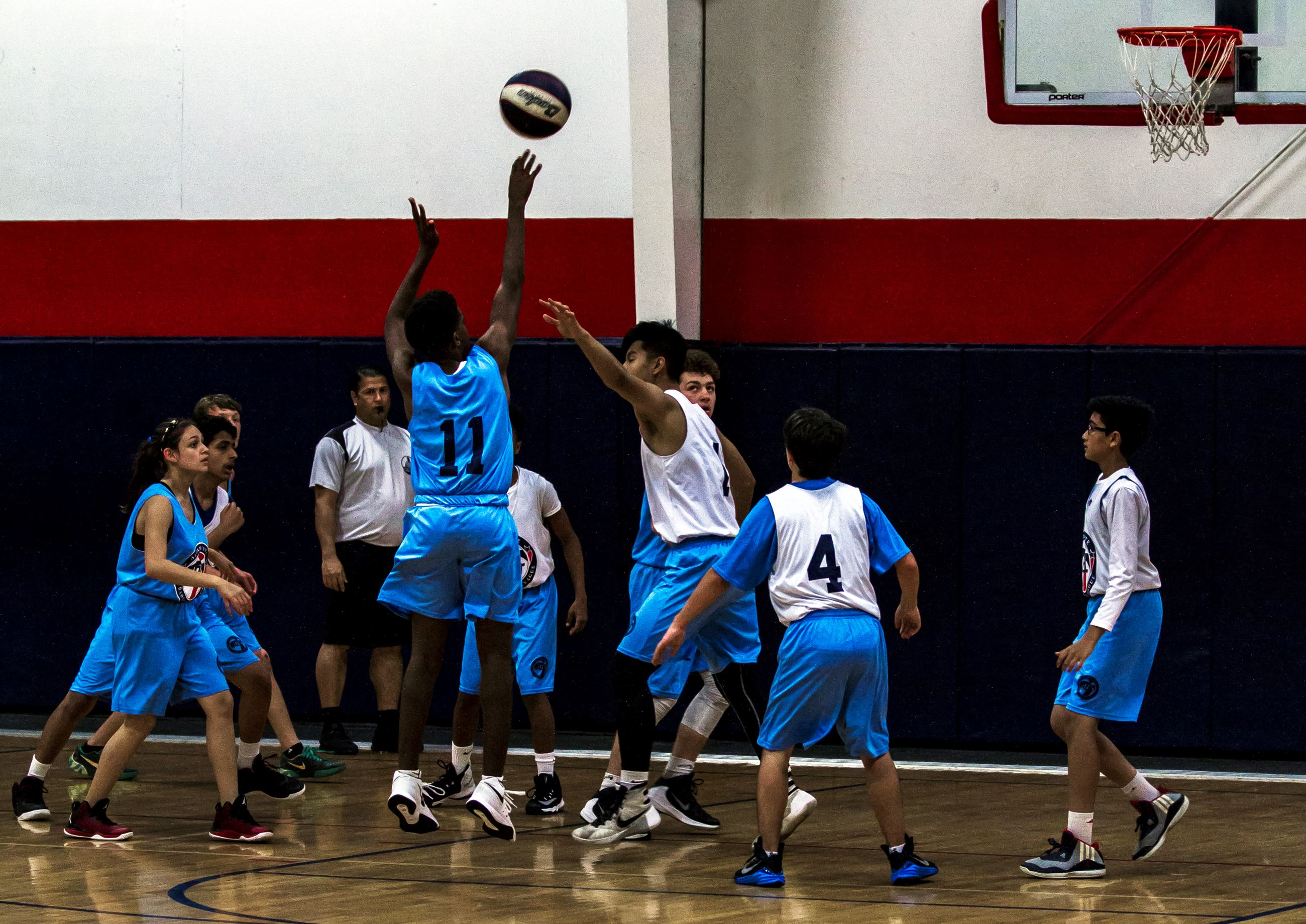 ABL League Play