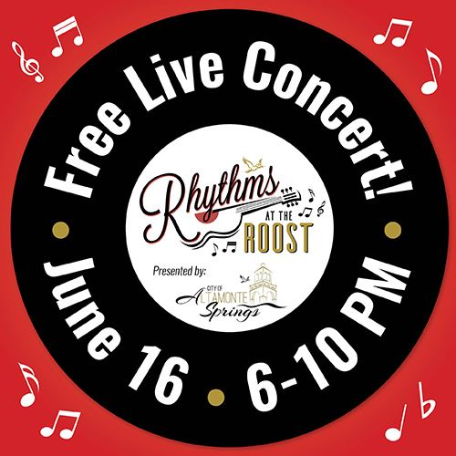 June Rhythms at the Roost